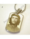 Che Guevara ID Tag Pendant - Personalised Photo Che Guevara