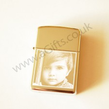 Engraved Photo Personalised Lighters