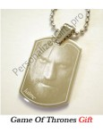 Game Of Thrones Photo Gifts - Game Of Thrones ID Tag Pendant