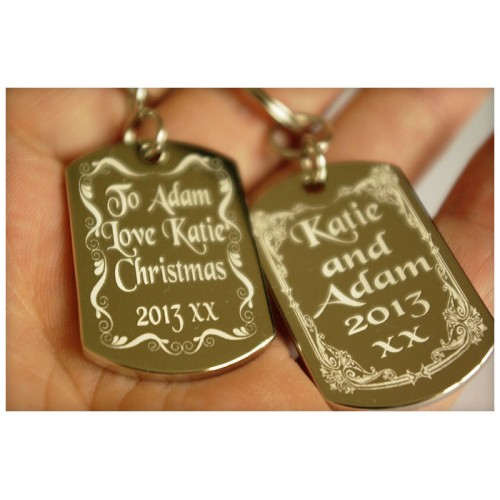 Keyring with names - agifts.co.uk e62d178de66f
