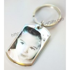 Keyring Photo Personalized Gifts - Photo Gifts Ideas - Wedding Gifts Ideas Baby Gifts