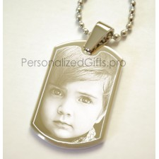 Photo Personalised Gifts - ID Tag Photo Gifts Ideas - Anniversary Gifts
